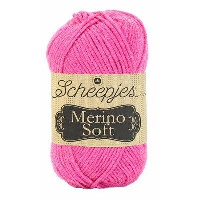 Scheepjes Merino soft 635 Matisse - fel roze