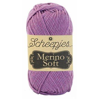 Scheepjes Merino soft 639 Monet - lila