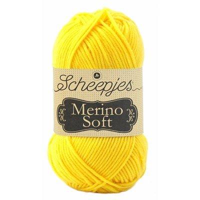 Scheepjes Merino soft 644 Duerer - geel