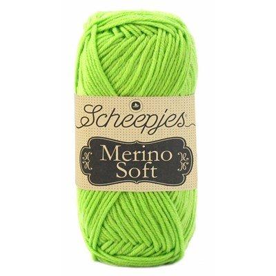Scheepjes Merino soft 646 Miro - fel groen