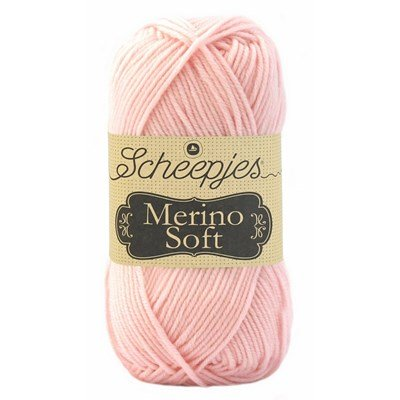 Scheepjes Merino soft 647 Titian - zacht roze