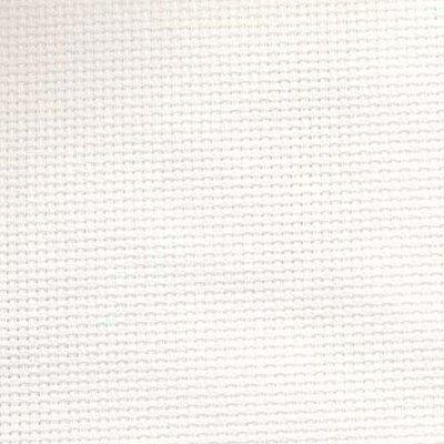 Aida 6 wit 150 cm breed kleur 0-MX1166 per 10cm