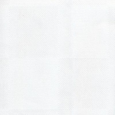 Aida blokstof 5,5 wit 140 cm breed kleur 0 per 10cm