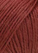Lang Yarns Zero 952.0063 rood bruin op=op