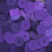 Pailletten 6 mm - Paars 101