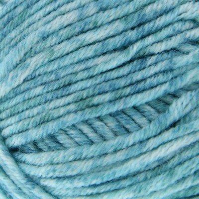 Scheepjes Merino soft brush 254 Isreal - aqua