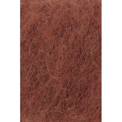 Lang Yarns Alpaca superlight 749.0063 rood bruin