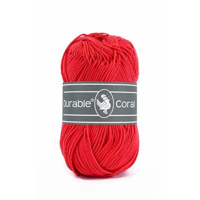 Durable Coral 0316 Red