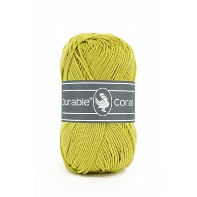 Durable Coral 0352 lime