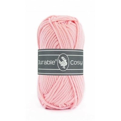 Durable Cosy 0204 light pink