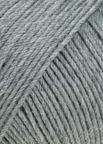 Lang Yarns Merino 130 compact 957.0003 grijs gemeleerd op=op