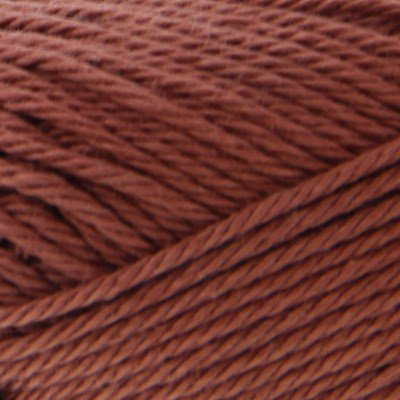Scheepjes Catona 504 brick red 25 gram