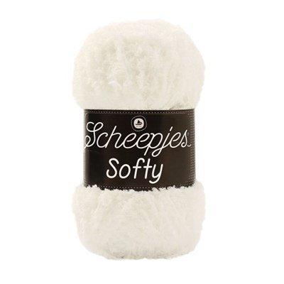 Scheepjes Softy 475 room wit
