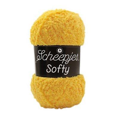 Scheepjes Softy 489 geel