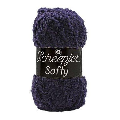 Scheepjes Softy 484 marine blauw