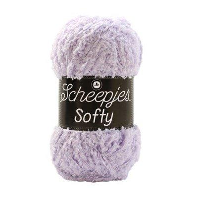Scheepjes Softy 487 lila
