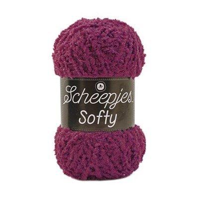 Scheepjes Softy 488 paars roze