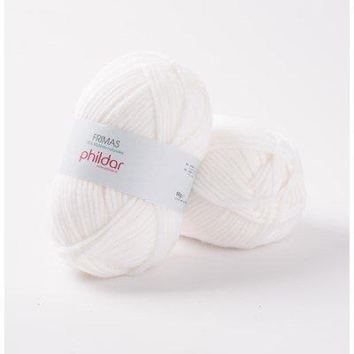 Phildar Frimas Blanc op=op uit collectie