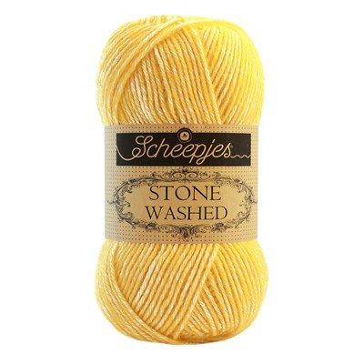 Scheepjes Stone Washed 833 Beryl - geel