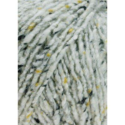 Lang Yarns Italian tweed 968.0003 grijs op=op uit collectie