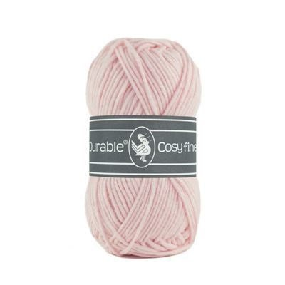 Durable Cosy fine 0203 Light pink