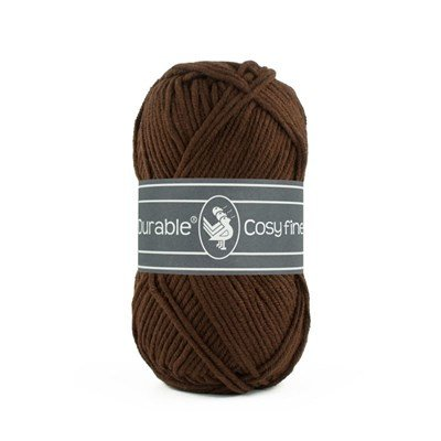 Durable Cosy fine 2230 Dark Brown