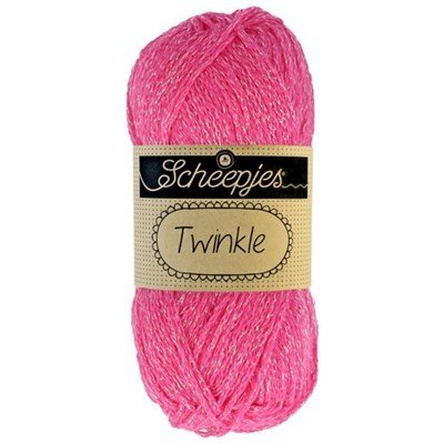 Scheepjes Twinkle 934 fel roze