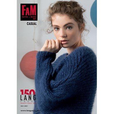 Lang Yarns magazine 247 collection