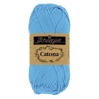 Scheepjes Catona 384 Powder Blue 50 gram