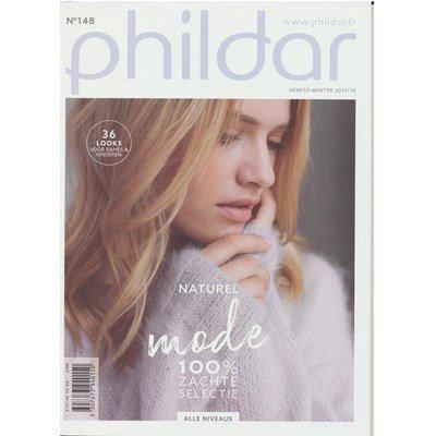 Phildar nr 148 36 looks voor dames en kinderen