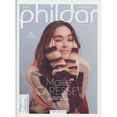 Phildar nr 678 herfst winter 2017-2018 18 modellen voor dames