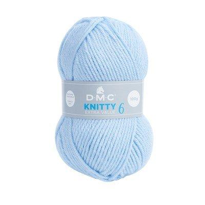 DMC Knitty 6 675 baby blauw
