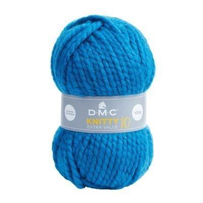 DMC Knitty 10 740 blauw