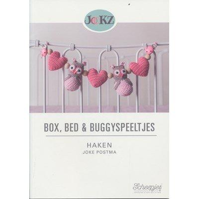 Box, bed Buggyspeeltjes haken