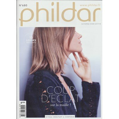 Phildar nr 680 13 looks brillants