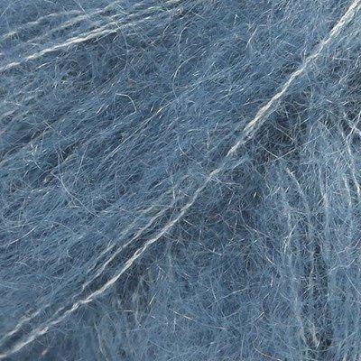 DROPS Kid silk 27 denim blauw