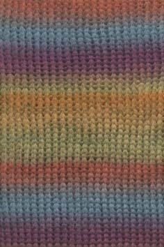 Lang Yarns Rosalba 994.0001 oranje violett meloen