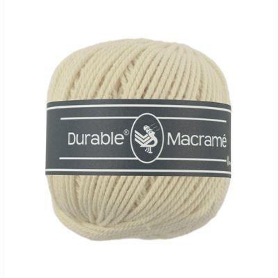 Durable macrame 2172 cream