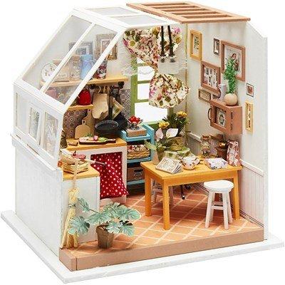Bouwpakket 3D miniatuur kamer - keuken 57893