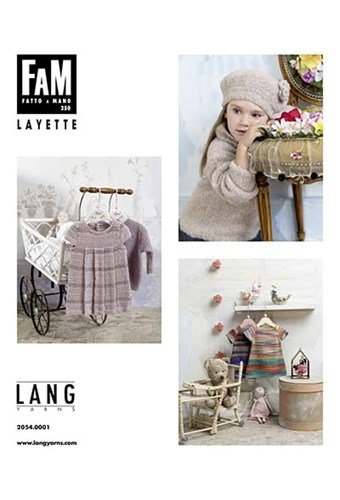 Lang Yarns magazine 250