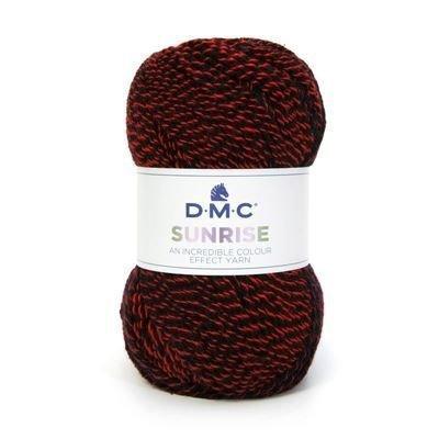 DMC Sunrise 300 zwart rood