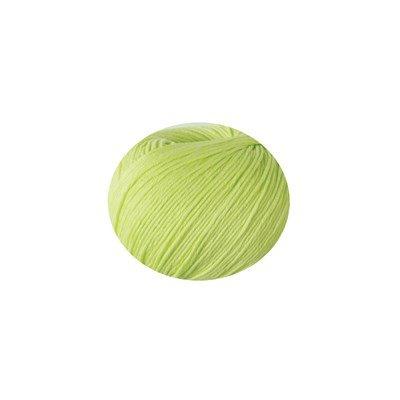 DMC Natura Just Cotton Yummy 302S-N89 lime groen gemeleerd