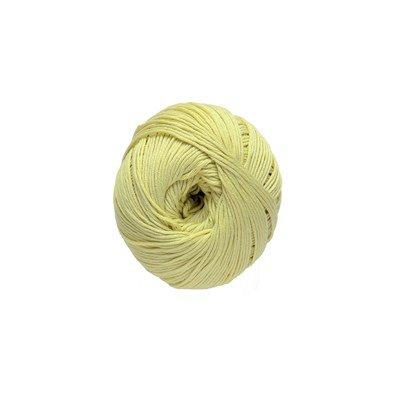 DMC Natura Just Cotton 302S-N43 licht geel