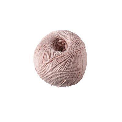 DMC Natura Just Cotton 302S-N82 poeder roze
