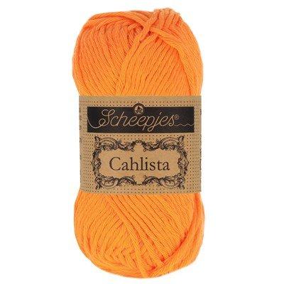 Scheepjes Cahlista 281 Tangerine