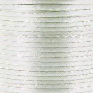Satijnkoord 3 mm 013 pastel mint - Kumihimo 5 mtr