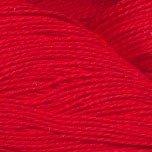 DMC cotton perle 8 - 666 rood op=op