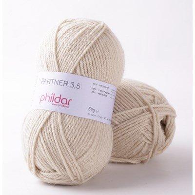 Phildar Phil Partner 3,5 Sable 2264