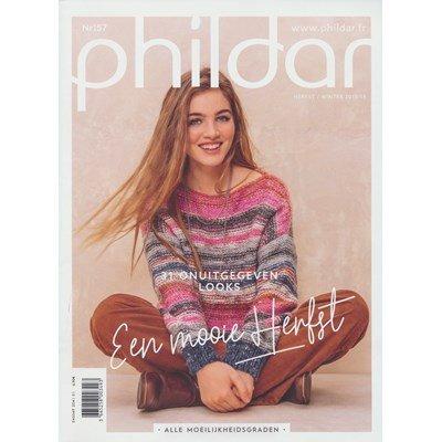 Phildar nr 157 - herfst winter 2018 31 onuitgegeven looks