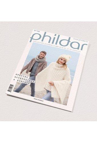 Phildar nr 160 - herfst winter 2018 45 modellen (op=op)